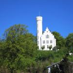 Lietzow Schloss Lichtenstein